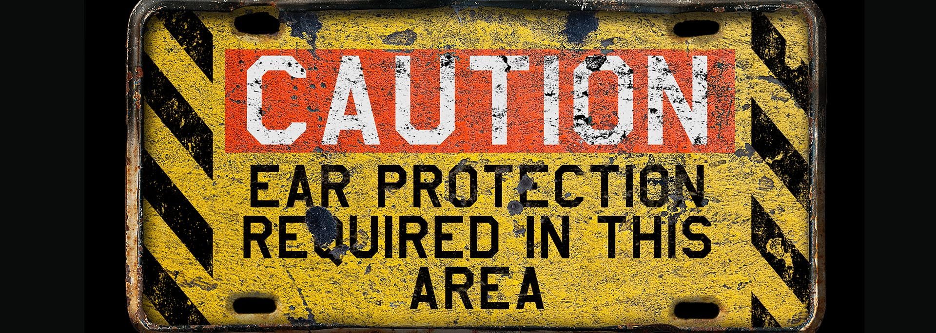 Hearing Protection Warning